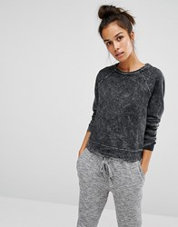 Sol Angeles Sweat V Black