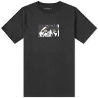 Raised By Wolves Madness Tee Black