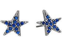 Marc Jacobs Charms Paradise Star Studs Earrings Blue