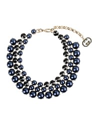 Gucci Jewellery Necklaces Women Dark Blue