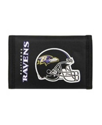 Rico Industries Baltimore Ravens Nylon Wallet Team Color