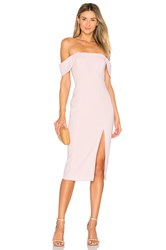Jay Godfrey Downie Dress Lavender