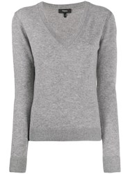 Theory Knit V Neck Sweater 60