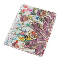 Etro Fairy Quilted Bedspread Multicoloured