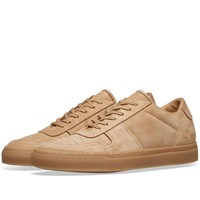 Common Projects B Ball Low Nubuck Brown
