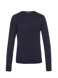 Dunhill Crew Neck Wool Sweater