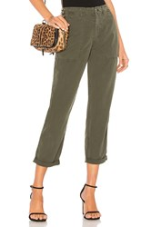 Ag Adriano Goldschmied Wes Pant Olive