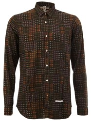 Dnl Checked Shirt Green