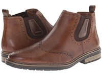 Rieker 37681 Tabak Ramon Men's Pull On Boots Brown