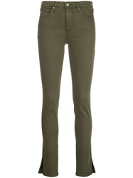 Ag Jeans Faye Mid Rise Skinny 60