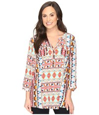 Ariat Shelly Tunic Multi Women's Long Sleeve Pullover