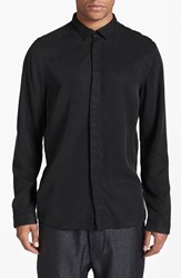 Men's Chapter 'Balt' Sport Shirt Black