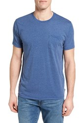 Bonobos Men's Jersey Pocket T Shirt Denim Heather
