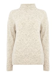 Minimum Lisette Knit Knit White
