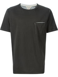 Rag And Bone Rag And Bone Patch Pocket Crew Neck T Shirt