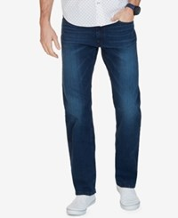 Nautica Big And Tall Men's Jeans Relaxed Fit Jeans Purdpbayws