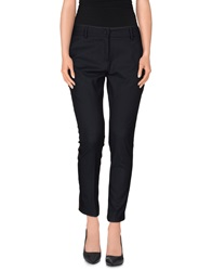 .Tessa Casual Pants Dark Blue