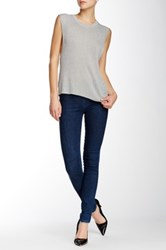 Zadig And Voltaire Pharly Deluxe Legging Blue
