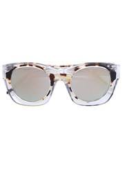 3.1 Phillip Lim '3.1 Phillip Lim 137' Sunglasses Nude And Neutrals