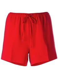 Alexander Wang Drawstring Tailored Shorts