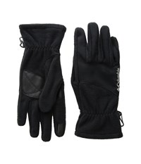 Columbia Mountainside Gloves Black Extreme Cold Weather Gloves