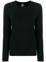 Lorena Antoniazzi Cashmere Ribbed Neck Jumper 60