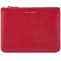Comme Des Garcons Sa5100 Classic Wallet Red