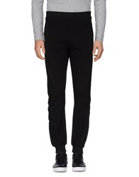 Lo Not Equal Casual Pants Black