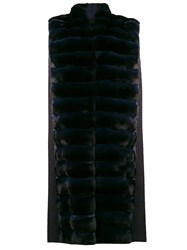 Manzoni 24 Sleeveless Fur Coat