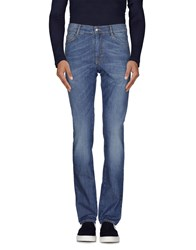 Harmontandblaine Denim Denim Trousers Men Blue