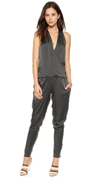 Ramy Brook Jodi Jumpsuit Granite
