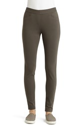 Lafayette 148 New York Trouser Leggings Lead