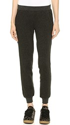 Atm Anthony Thomas Melillo Slim Sweatpants Charcoal Heather