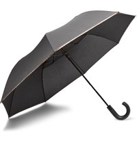 Paul Smith Automatic Telescopic Umbrella Black