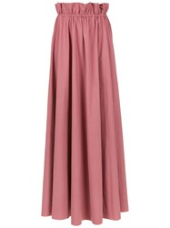 Amir Slama Long Skirt Pink