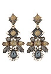 Aldo Whitla Earrings White Print