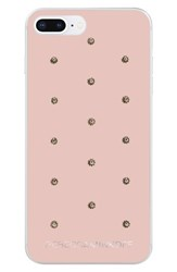 Rebecca Minkoff Flower Stud Iphone 7 8 And 7 8 Plus Case Pink Rose Gold Gold Studs
