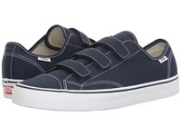 Vans Style 23 V Canvas Dress Blues Skate Shoes