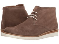 Lotus Leverne Almond Suede Men's Shoes Taupe
