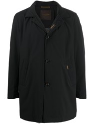 Moorer Back Slit Single Breasted Coat 60