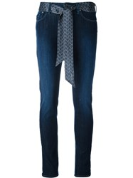 Jacob Cohen Kimberly Slim Fit Jeans Blue