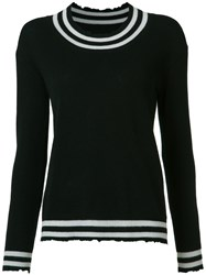 Rta Charlotte Sweater Black