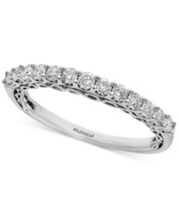 Effy Infinite Love Diamond Anniversary Band 3 8 Ct. T.W. In 18K White Gold