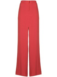 Alberta Ferretti High Red