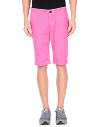 Rrd Trousers Bermuda Shorts Men Blue