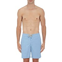 Faherty Men's Classic Board Shorts Blue