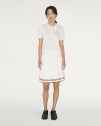 Thom Browne Wide Pleat Mini Skirt