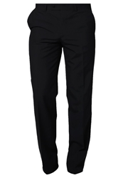 Tom Tailor Suit Trousers Navy Dark Blue