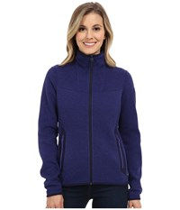 Arc'teryx Covert Cardigan Azulene Women's Sweater Blue