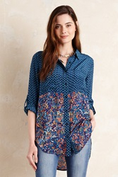Tolani Evelyn Silk Shirt